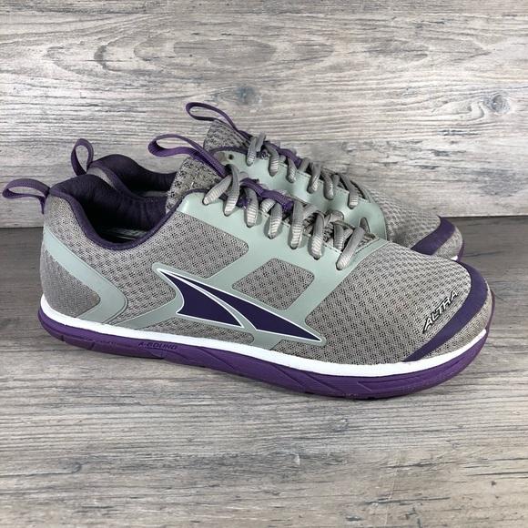 Altra Shoes Womens Zero Drop Running Sz 85 Poshmark